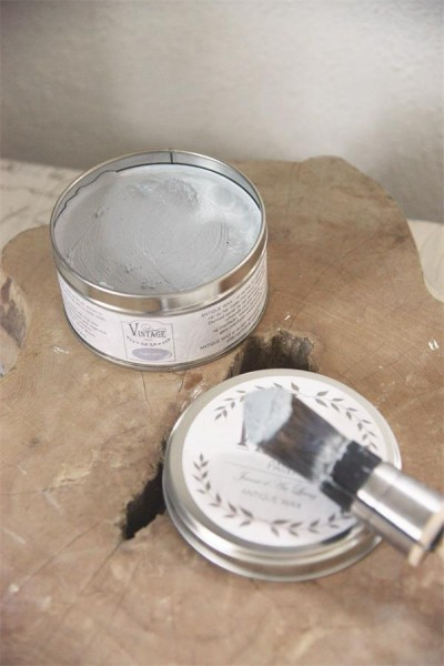 Vintage Paint Grey Wax 300 ml