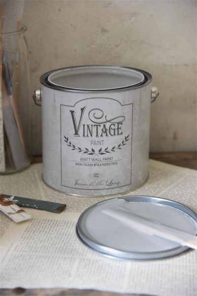 Vintage Paint Soft Grey 2,5 L