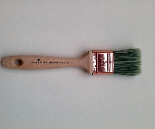 Amazona Flachpinsel 3,5 cm.