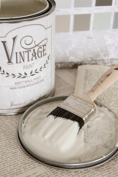 Vintage Paint Warm Cream 2,5 L.