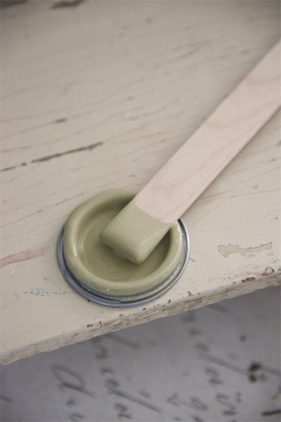 Vintage Paint Antique Green