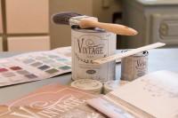 Workshop Vintage Paint 30.10.20