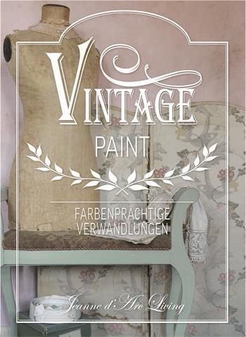 Buch Vintage Paint 2