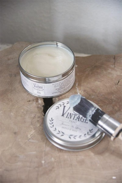 Vintage Paint Clear Wax 300 ml.