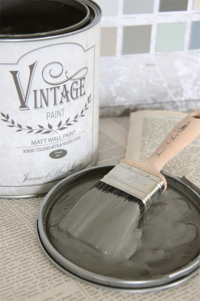 Vintage Paint French Grey 2,5 L.