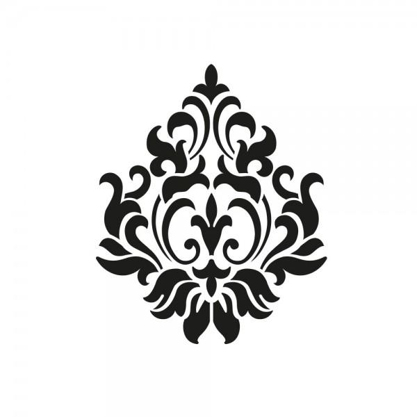 Schablone Ornament A5