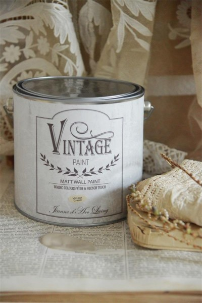 Vintage Paint Vintage Cream 2,5 L.
