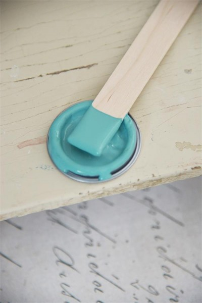 Vintage Paint Old Turquoise