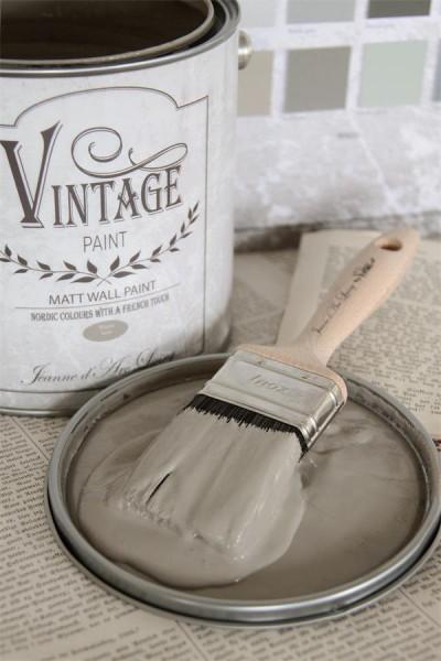 Vintage Paint Warm Latte 2,5 L.