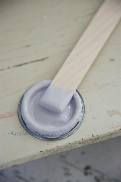 Vintage Paint Faded Lavender