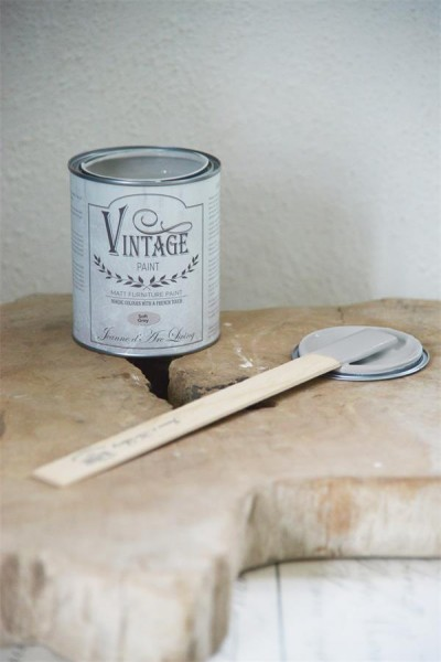 Vintage Paint Soft Grey 700 ml.