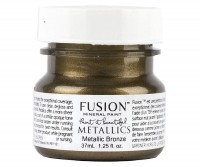 Fusion Mineral Paint Metallic Bronze