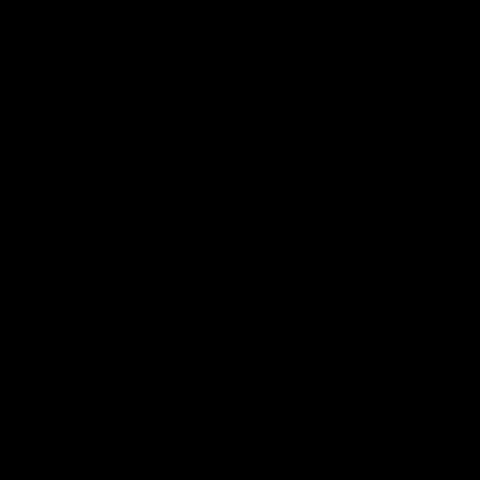 Schablone Damask Lily