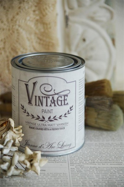 Vintage Paint Ultra Matt Varnish 700 ml